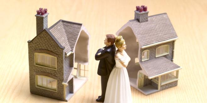 Дареное имущество делится при разводе